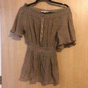 Tops - 🌟5 for $25🌟 off shoulder blouse